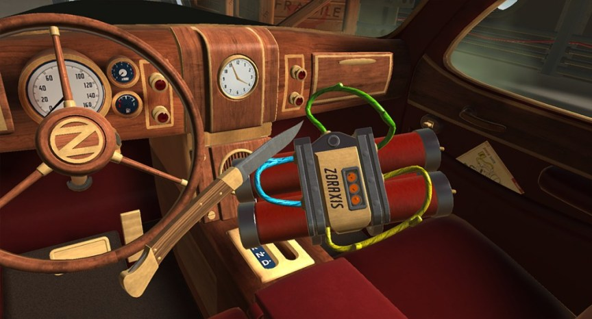 i expect you to die vr game for oculus rift screenshot