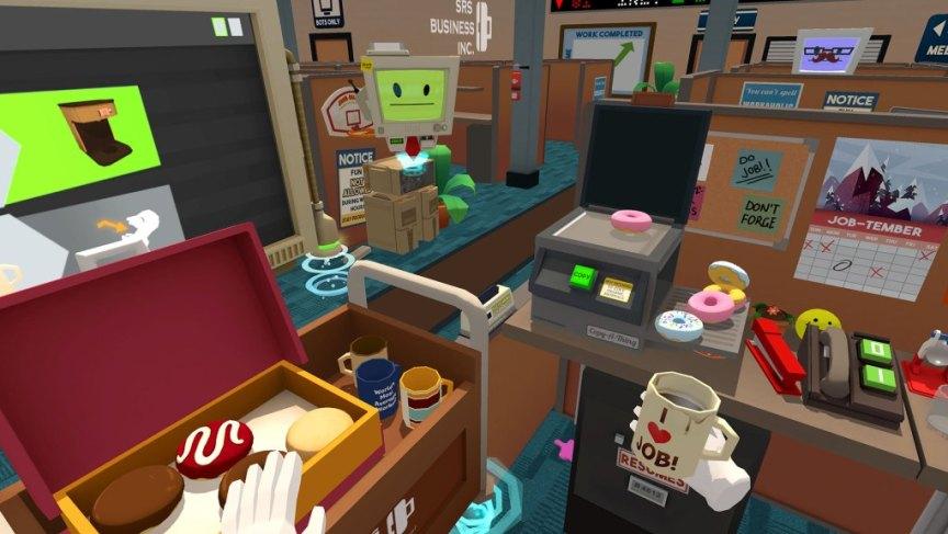 job simulator vr game for oculus rift screenshot