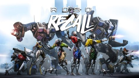 robo recall poster