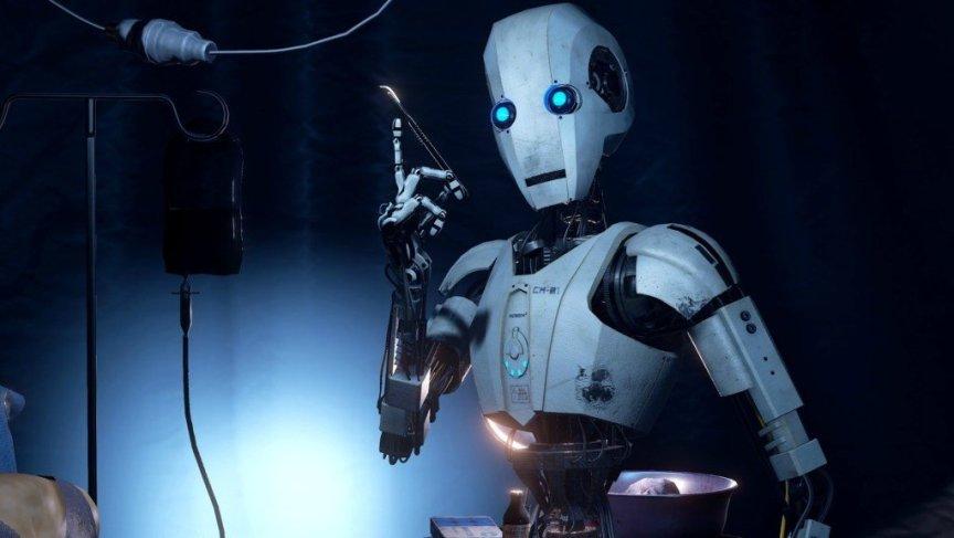 abe vr robot screenshot