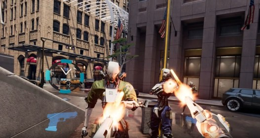 robo recall 2 city gameplay from our robo recall review
