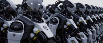 robo recall robot lineup picture from our robo recall review