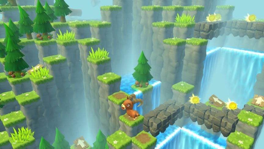 mountain goat mountain screenshot
