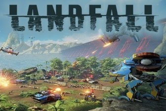 vr beginner's guide landfall game review title screen