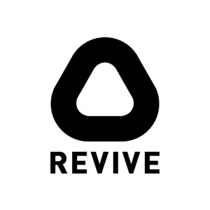 revive for the htc vive logo