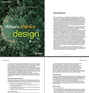 Design book - Introduction section