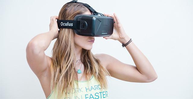 oculus fitness