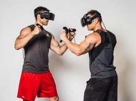 Virtual Reality Sports Battle