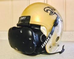 Vive and Helmet