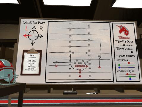 Football play design