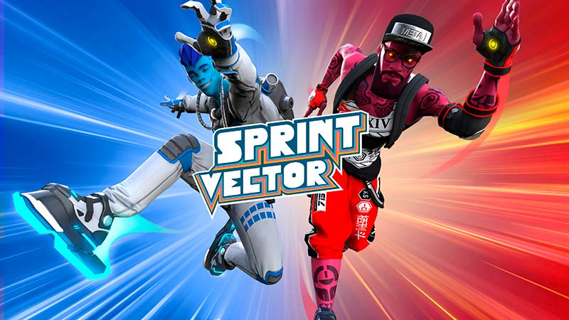 sprint vector game review a fun vr sprint racing game
