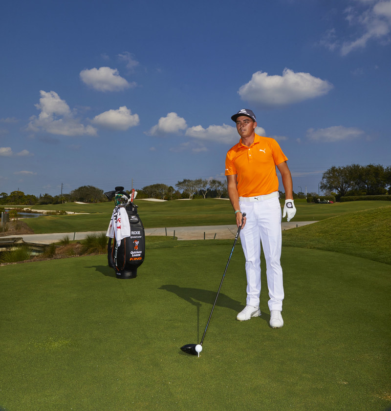 rickie fowler u0026 39 s success series vr coaching app helps