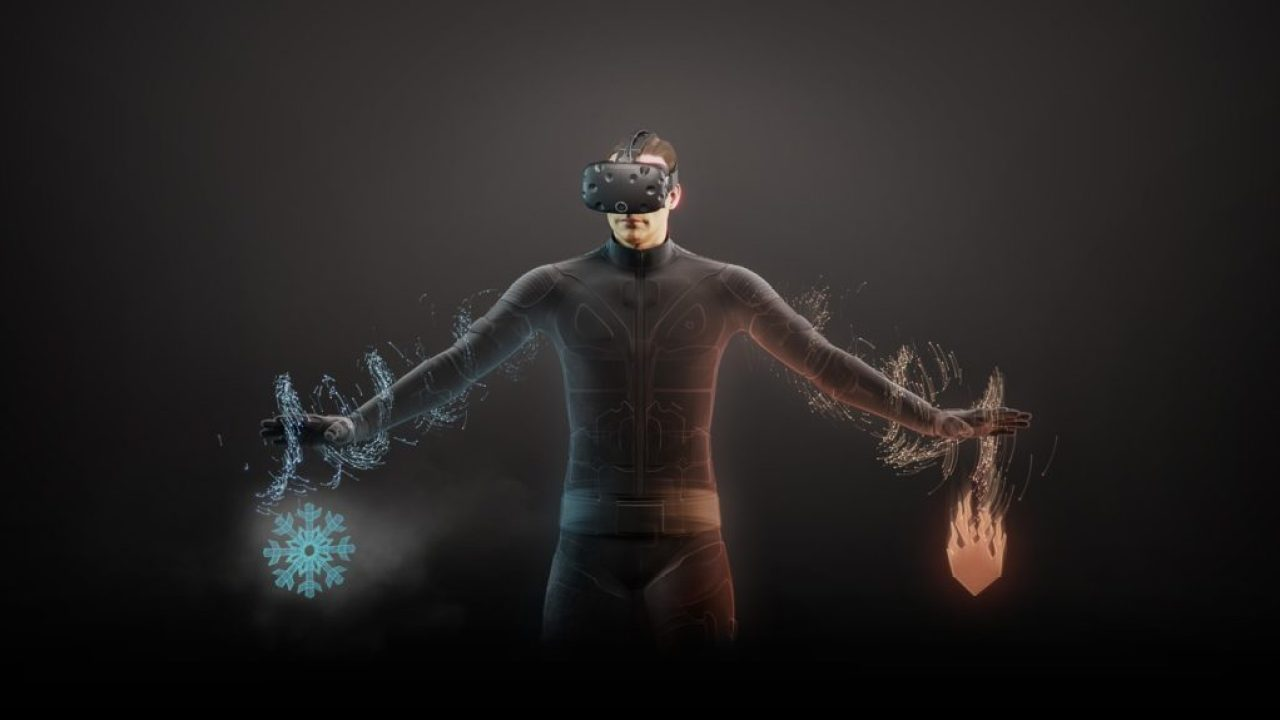 Gamers Use Teslasuit, Feel Explosions, Heat And Cold In VR