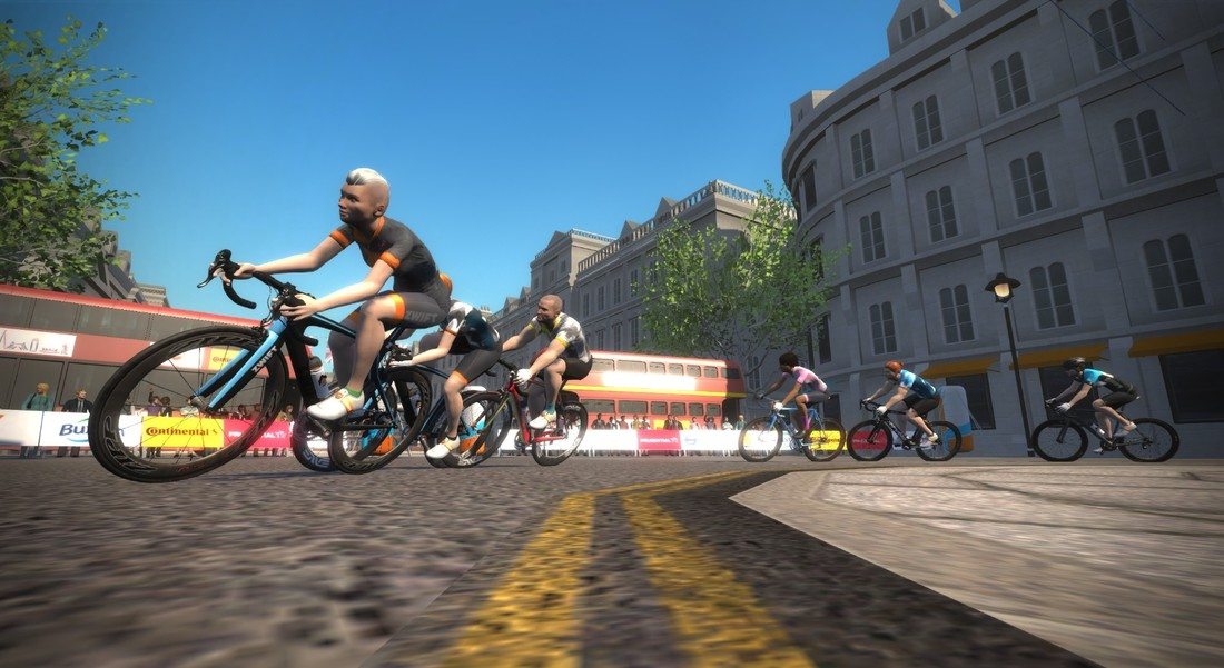 Zwift Pushes Cyclists The Extra Mile With Gamified Training