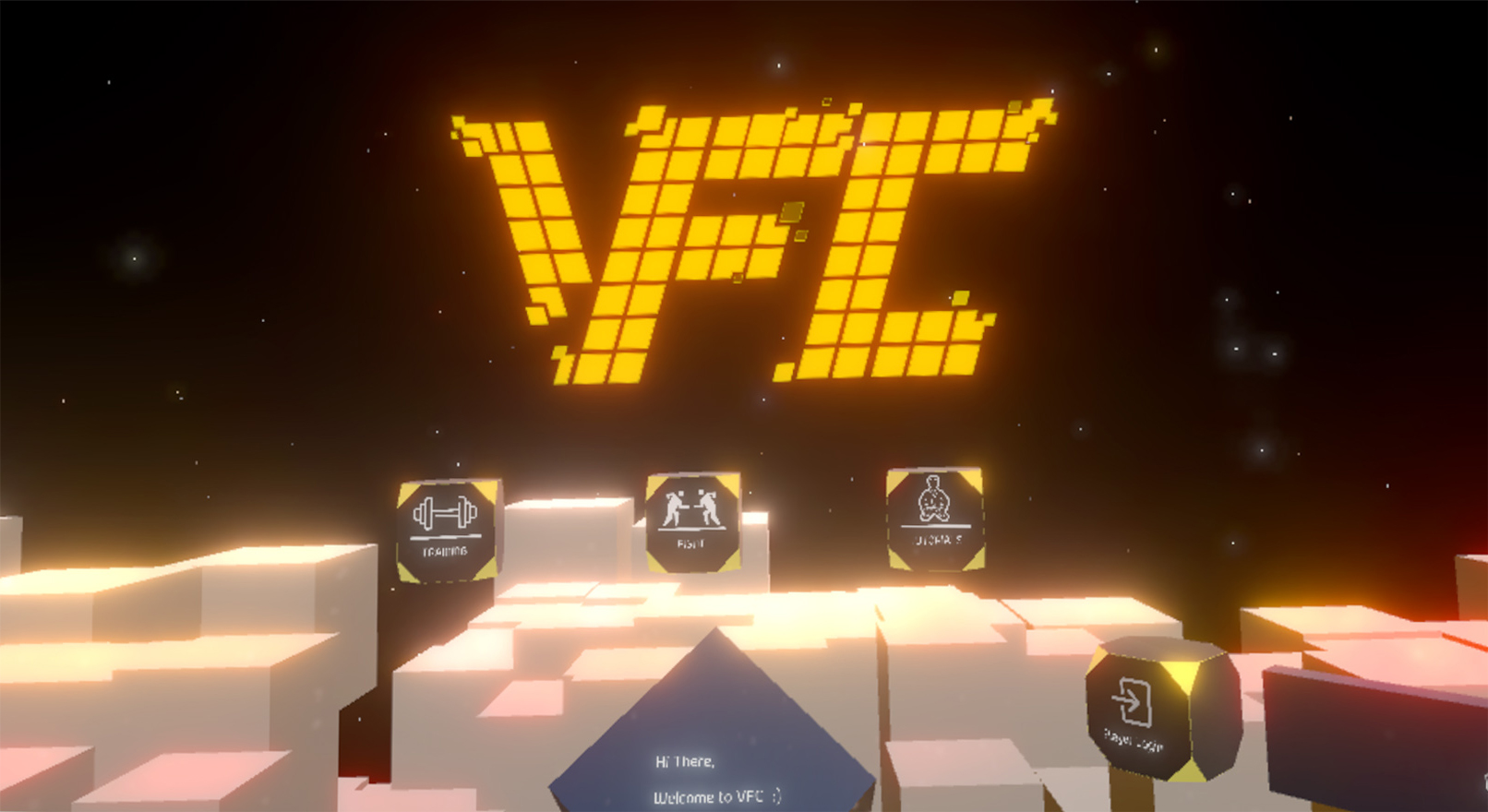 Virtual Fighting Championship | Multiplayer Fighting Game Coming to