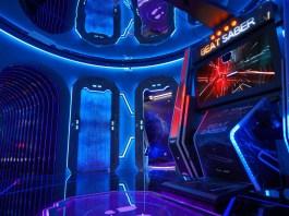 Beat Saber VR Arcade Machine