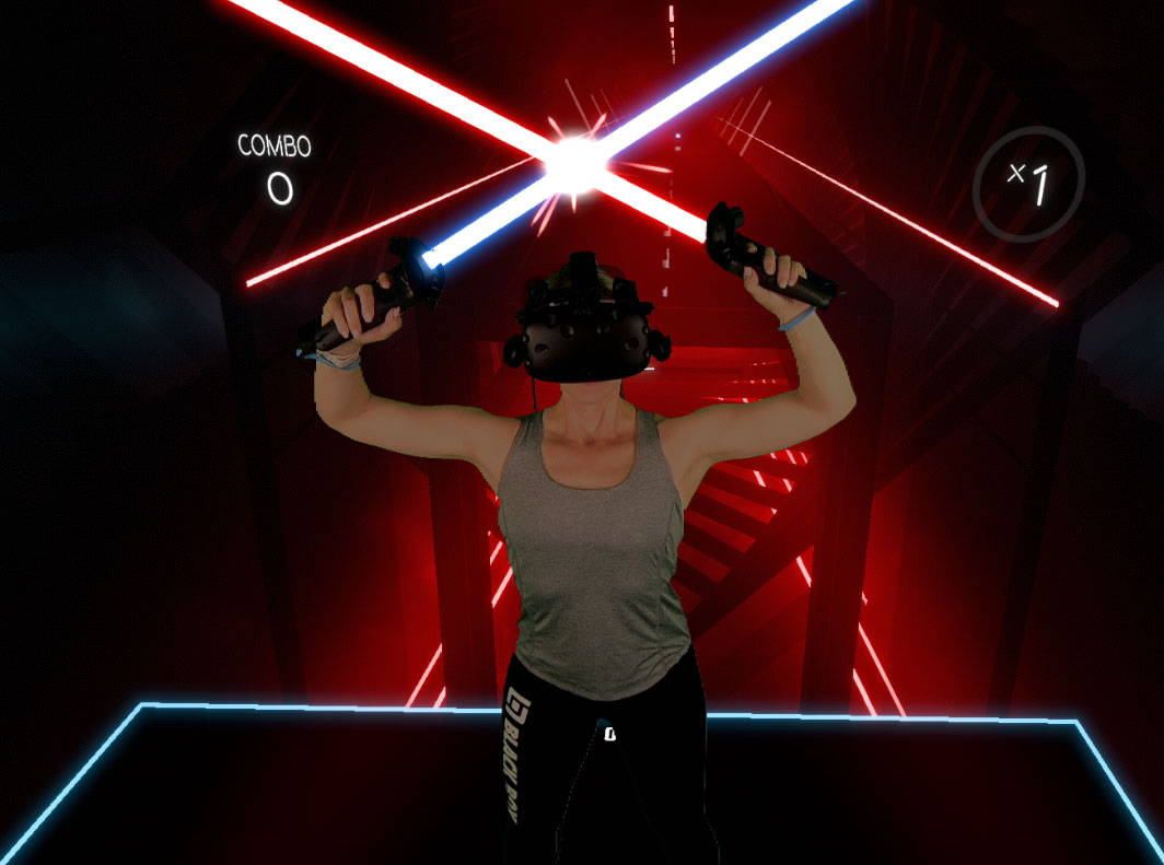 This Week's VR Game Roundup -- A Rhythm Saber Game, Be an Archer