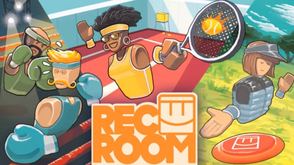 Top Official Rec Room Game Modes To Lose Weight In