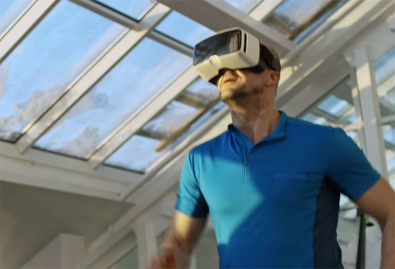 VR as Part of a Healthier Lifestyle for Middle-Aged or Older Adults