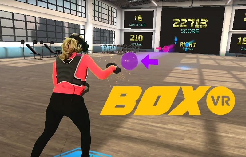 BOXVR, CREED: Rise To Glory and Many Other VR Fitness Games Coming to Oculus Quest