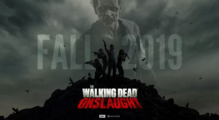 A new The Walking Dead game has been announced