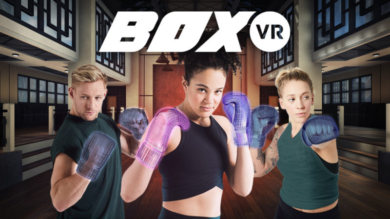 BoxVR on Oculus Quest is the Killer Gym Class Workout You Can Take