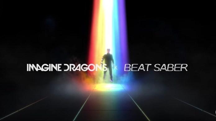 Imagine Dragons Beat Saber Music Pack