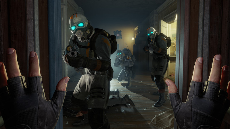 Half-Life: Alyx, Built for Active VR, Could Be the Game to Define a Generation