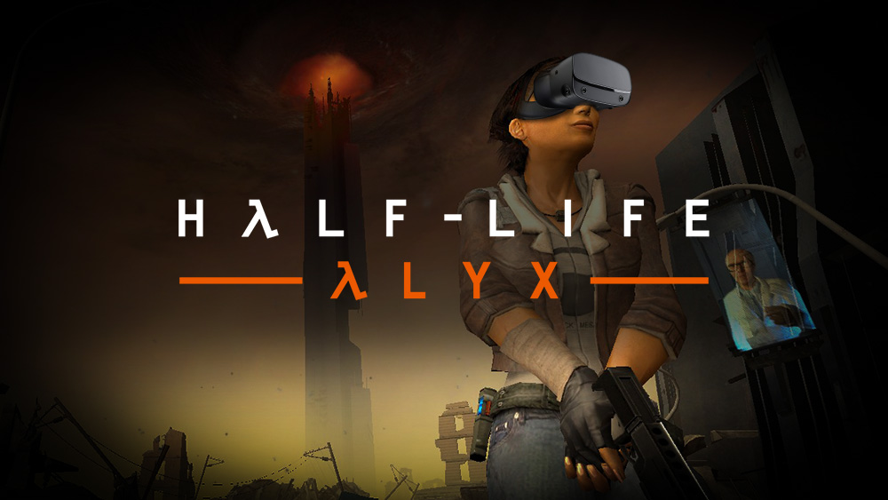It's Almost Time for Half-Life: Alyx, Here's What You Need to Prepare