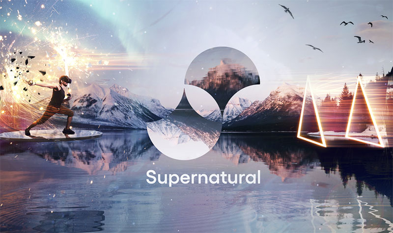 'Supernatural' a VR Fitness Workout Experience Coming to the Oculus Quest