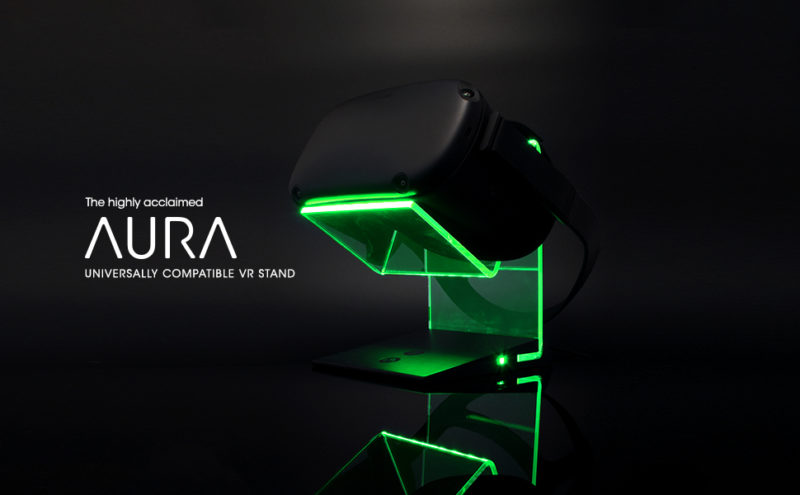 Asterion Creates Innovative Products for VR Users