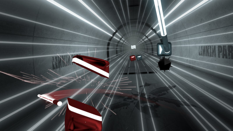 Linkin Park music pack comes to Beat Saber