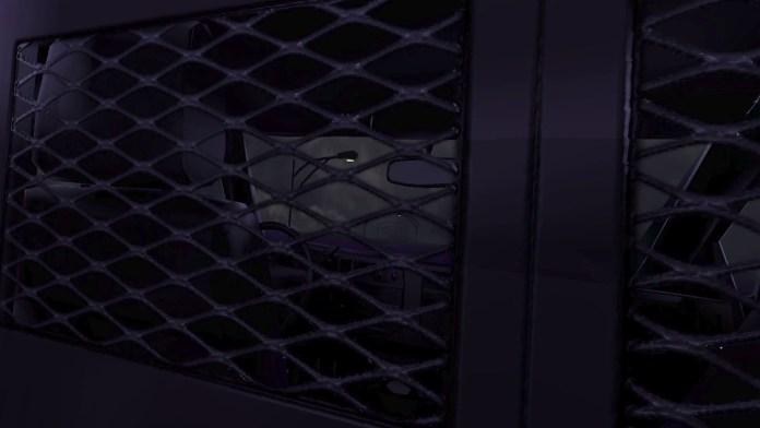 CHV: VR Trunk Escape