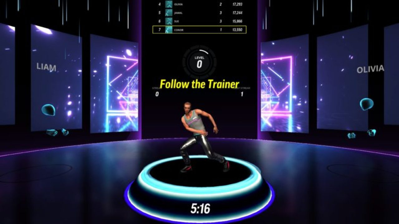 FitXR Update Will Bring Dancing Workouts To Your Oculus Quest