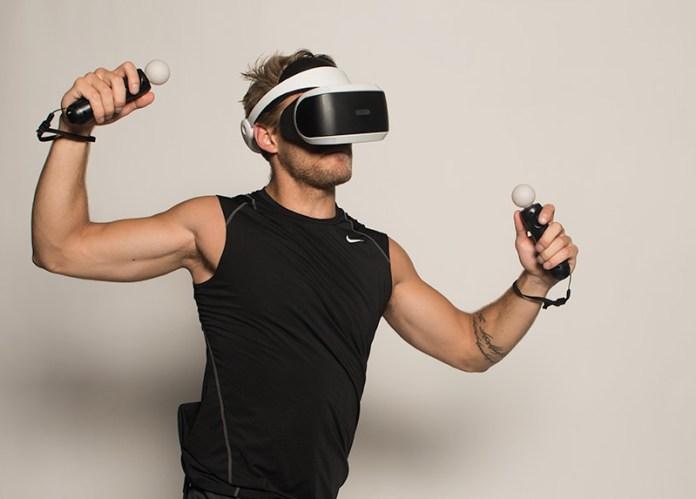PSVR2 VR Fitness
