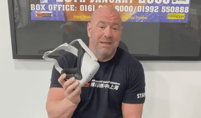 Dana White The Thrill of the Fight