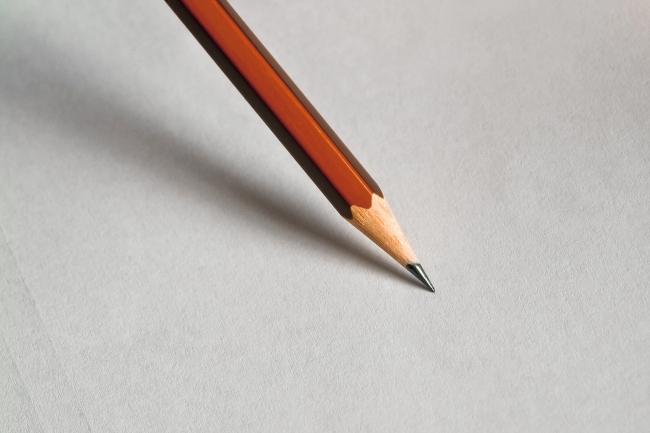 duurzame alternatieven voor balpennen: het potlood