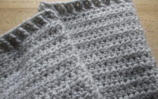 sokken haken gratis patroon: de boord van de sok