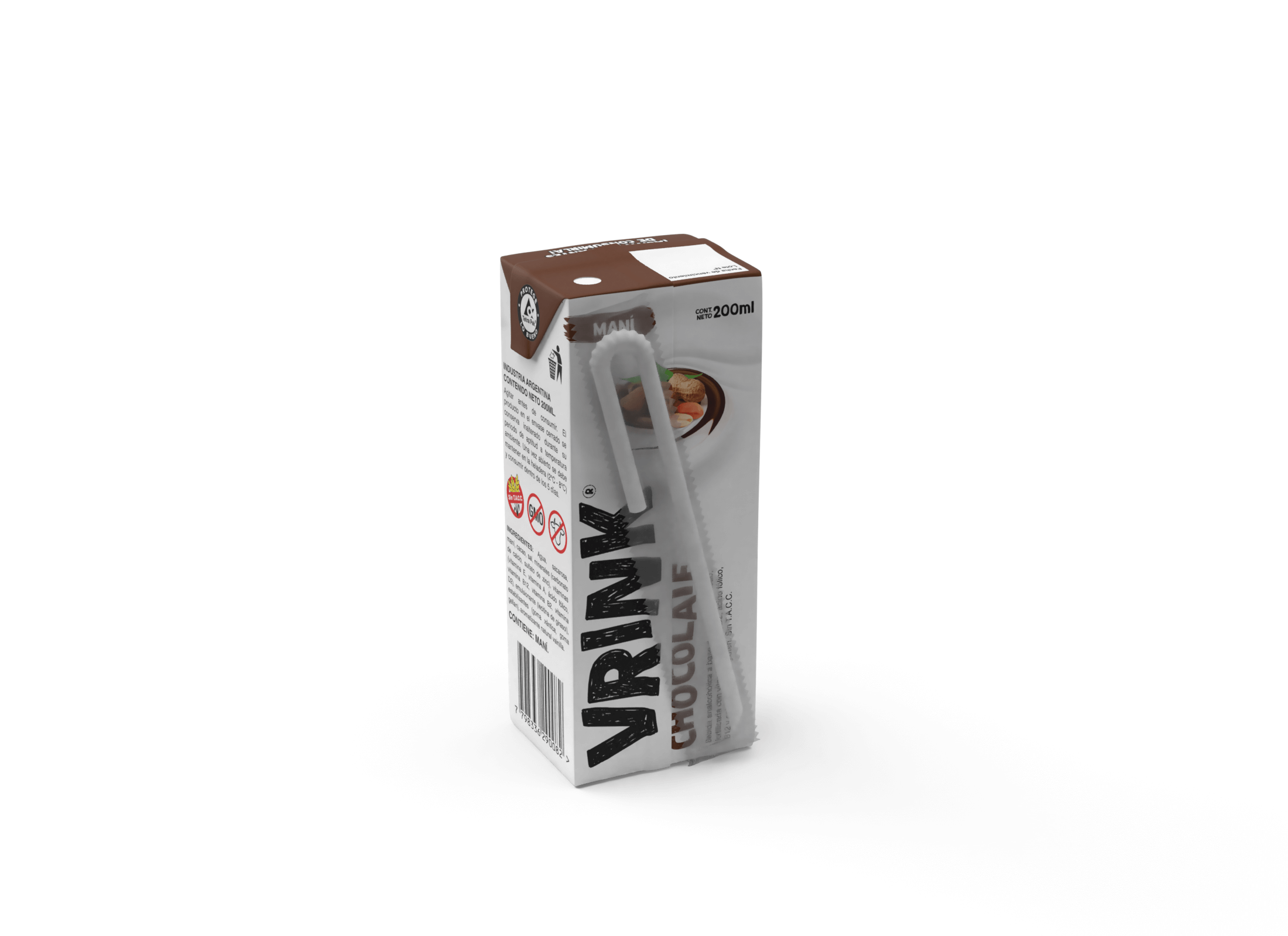 Vrink Mani Chocolate 200ml
