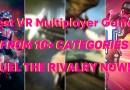 Best VR Multiplayer Games