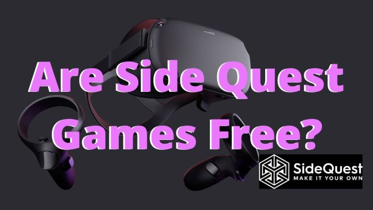 side quest games free