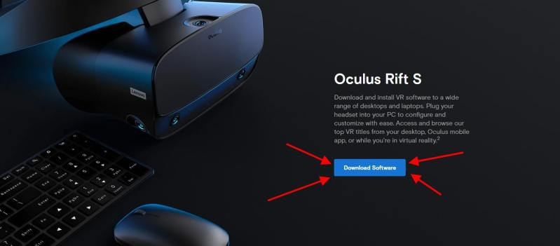 How to use Oculus Link