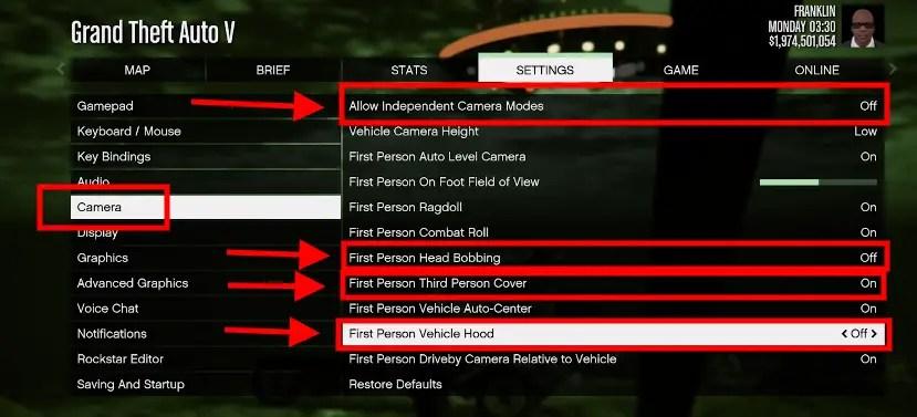 GTA V VR MOD