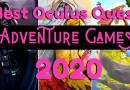 Best Oculus Quest Adventure Games