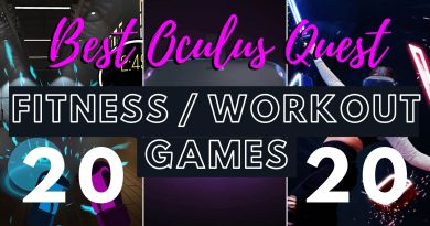 Best Oculus Quest Fitness Games