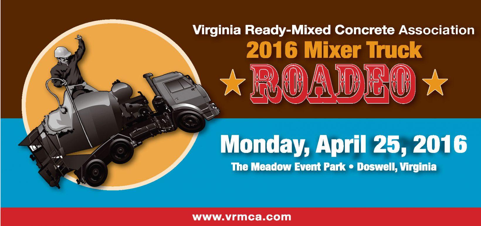 Mixer Truck Roadeo