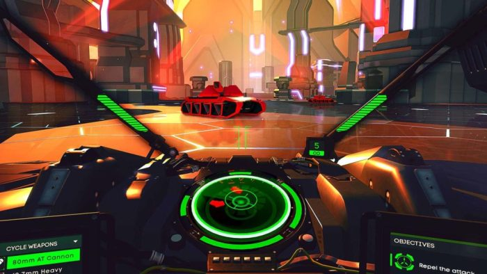 Battlezone for PlayStation VR