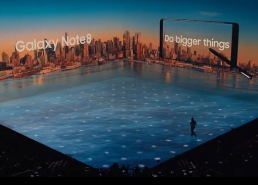 Samsung Gear VR Note 8
