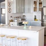 🏠 34 design your kitchen remodeling on a budget #kitchenremodel #kitchendesign #kitchendecorideas 3