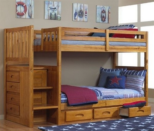 50 great ideas for decorating boys rooms 35
